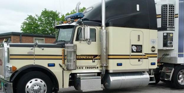 Big Rig State Trooper Original