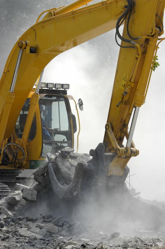 Digger Heavy Equipment
