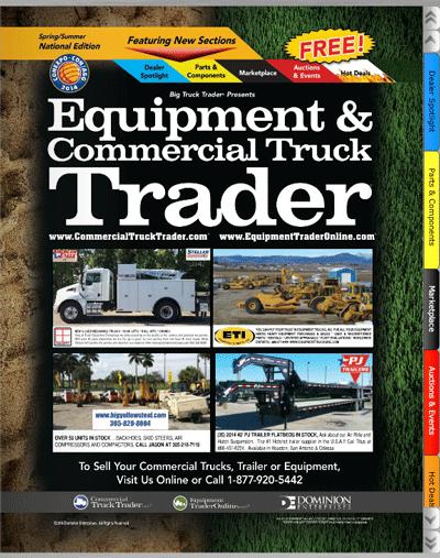 Big Truck Trader / Equipment Trader Spring / Summer BIG ...