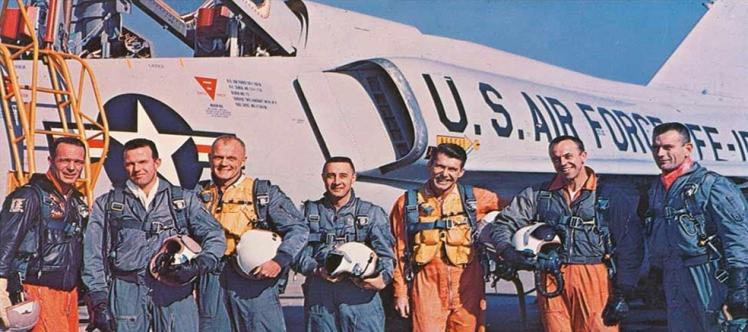 Mercury Astronauts ET Resized